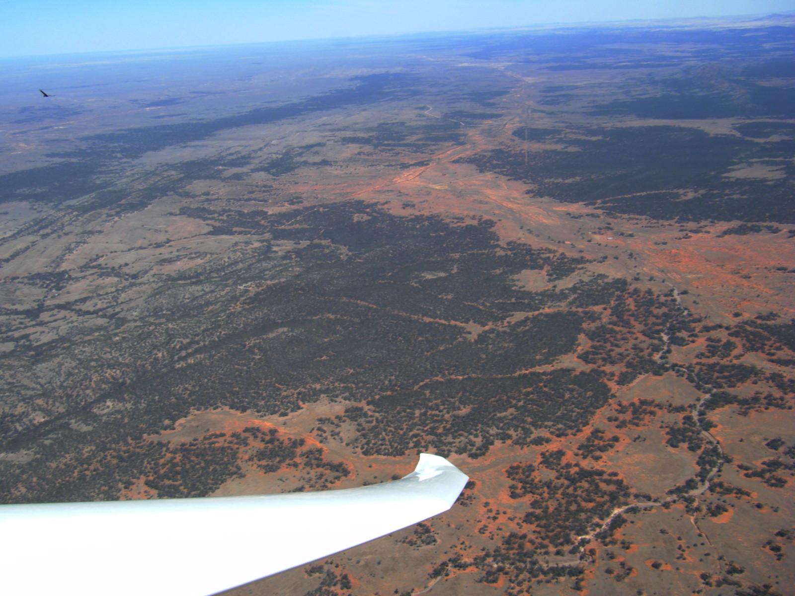 Das Outback - Creeks und Buschland